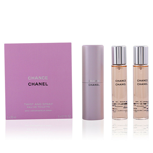 Chance by Chanel Twist & Spray