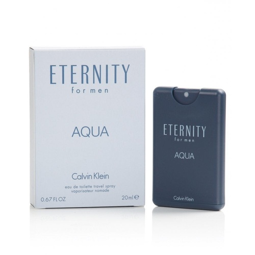 Eternity for Men Aqua by Calvin Klein MINI 20ml EDT Spray