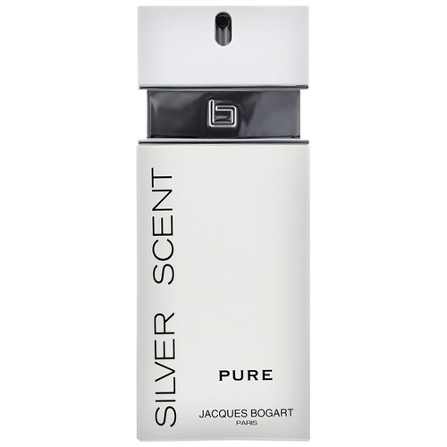 Silver Scent Pure by Jacques Bogart 100ml EDT Spray DAMAGED BOX SPECIAL