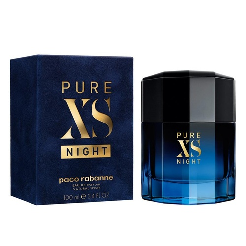 Pure XS Night Pour Homme by Paco Rabanne 100ml EDP Spray